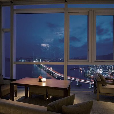 Photo by PARK HYATT BUSAN 파크 하얏트 부산 in Park Hyatt Busan - 파크하얏트부산. Image may contain: indoor