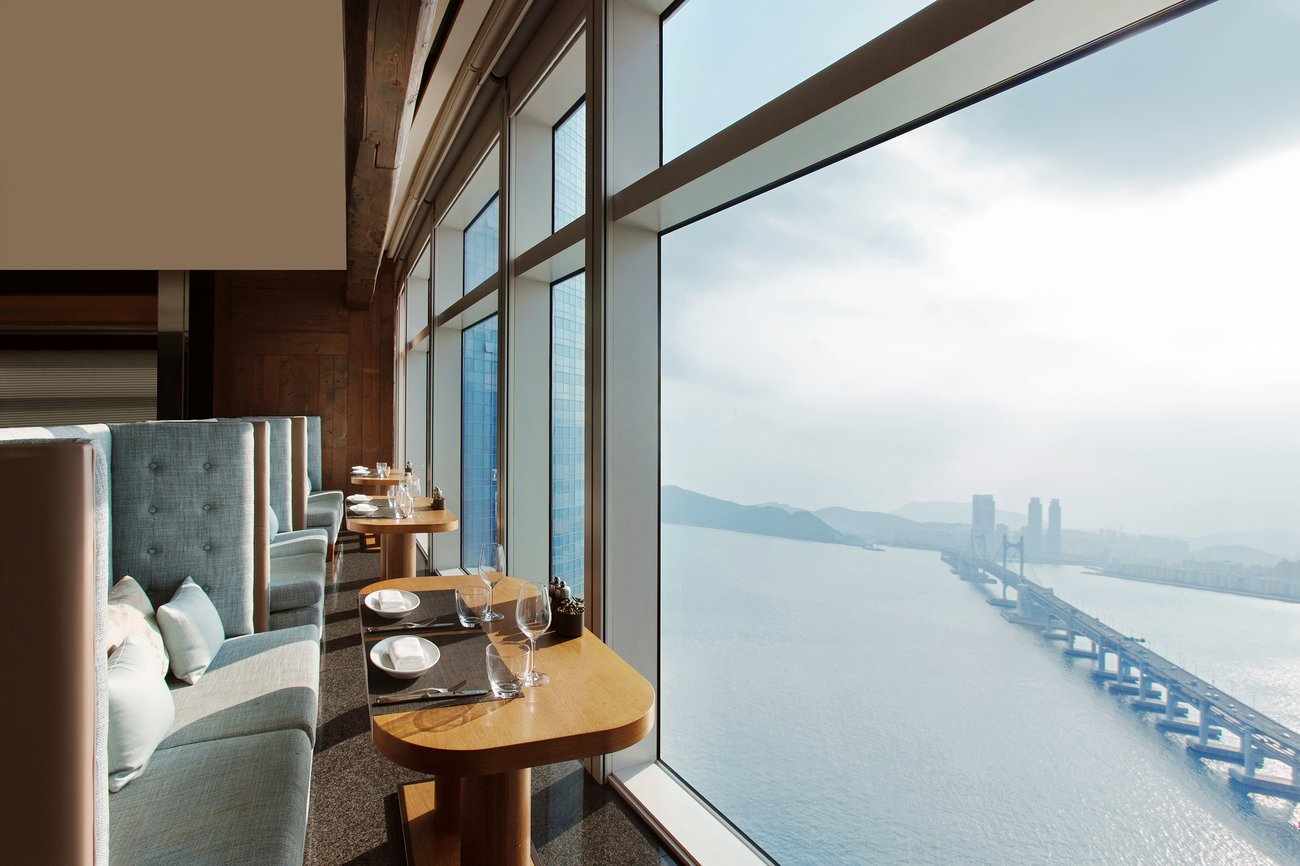 Dining Room Ocean View 다이닝룸 오션뷰